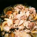 炊飯器で簡単❗最高に美味しい❔豚すき煮❤