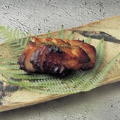 地鶏の山椒焼き