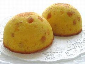 オレンジピールのバターケーキ