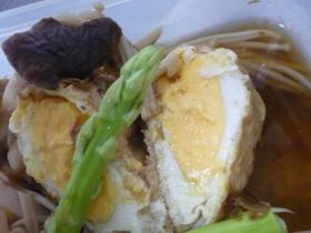 卵in油揚げの煮物