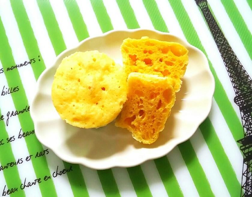 低糖質レシピ☆チーズ蒸しパン