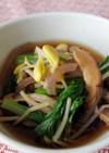 小野川豆もやしの冷や汁