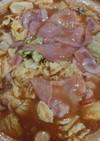 トマト・カレー鍋