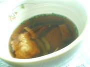 さんまの団子汁の写真