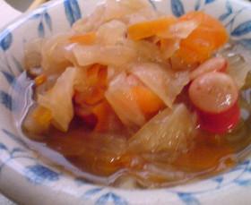 野菜が美味しい!野菜スープ
