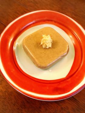 タイガーナッツで和でも洋でもタイガー豆腐