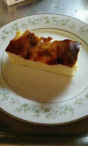 半端を使い切りで!ヨーグルトチーズケーキ
