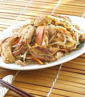 夏に!沖縄料理を簡単に♥フーチャンプルー