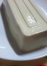 簡単裏技豆乳でぱぱっとレアチーズケーキ