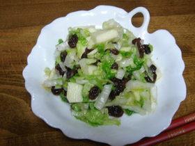 簡単♪おいしい♪白菜サラダ