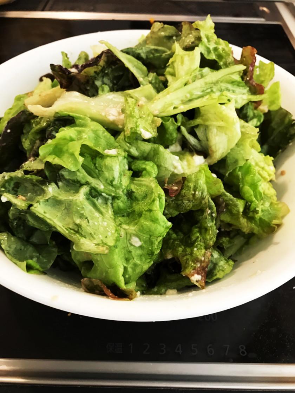 【料理上手の母直伝】簡単チョレギサラダ