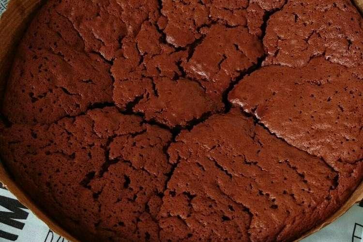 ショコラ 材料 つ ガトー 2 【材料2つ!オーブンなし!メレンゲなし!】世界一簡単な『フォンダンショコラ・半熟ガトーショコラ・ガトーショコラ』の作り方