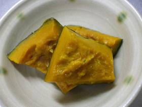 調味料節約★かぼちゃの煮物