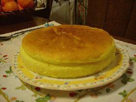 みんな大好きスフレチーズケーキ!!