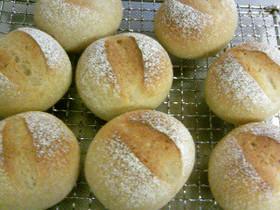 アールグレイ紅茶の自家製酵母パン