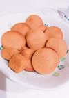 HMも薄力粉も不要!超簡単きなこクッキー