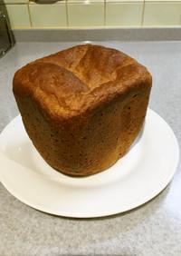 HBライ麦&全粒粉50%黒糖ミルク食パン