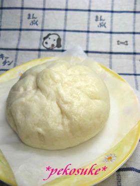 豆腐入り☆ヘルシーチーズまん