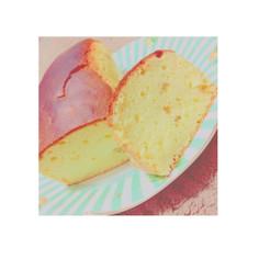 簡単!フワフワ!りんご入りパウンドケーキ