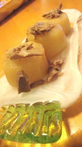 ✿簡単ッ!大根とツナの煮物✿
