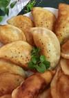 エジプト♡牛肉揚げパンケーキAtayaf