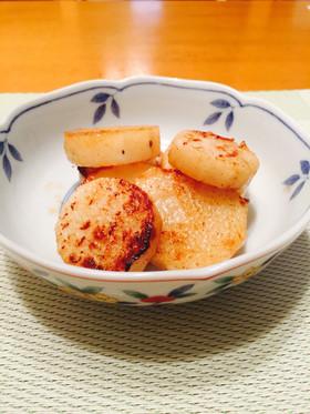 超簡単 長芋バター醤油焼き お弁当にも