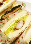 具だくさんサンドイッチ4品Ⅴ