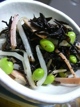 ひじき甘酢サラダ