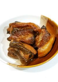 簡単✿圧力鍋で美味しい煮豚✿