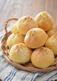 セモリナ粉のパン HBで簡単