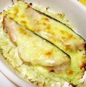 絶品♪鮭のマヨチーズ焼き