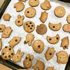 コストコパンケーキミックスで簡単クッキー