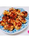 簡単☆時短で美味しい鶏胸肉のパン粉焼き☆