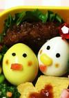 お弁当 おかず かわいい うずらの卵