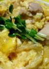 鶏ガラで上品な味☆お肉柔らか親子丼♡