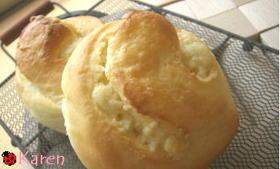 おいしい!かたつむりパン(*^▽^*)