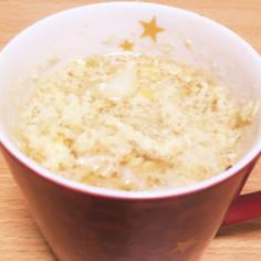 マグカップとレンジで簡単☆卵スープ!