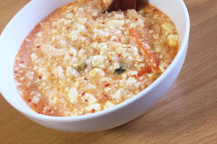 リゾット キムチ チーズ