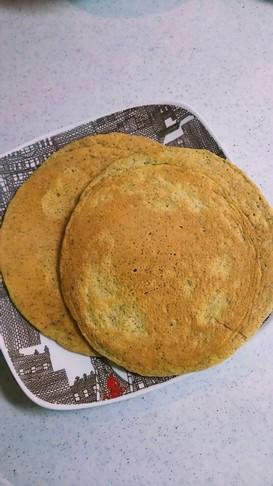 パンケーキ グルテンフリーで糖質オフ