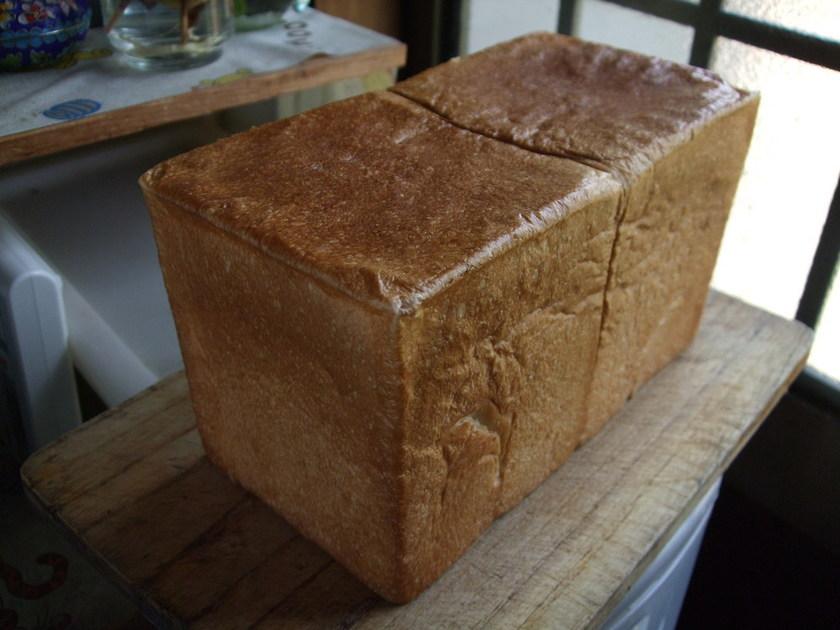 とっておき 私の基本食パン(角型)