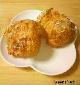 発酵いらずの田舎パン