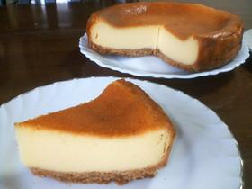 しっとり濃厚☆私のベイクドチーズケーキ