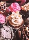 簡単かわいい☆NYカップケーキ