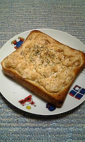 簡単★ツナトースト