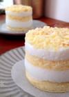 材料3つ!至福の♡ヨーグルトチーズケーキ
