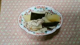 昆布水で大根と豚肉のめちゃうま煮物