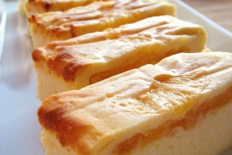 チーズ ケーキ レシピ ヨーグルト