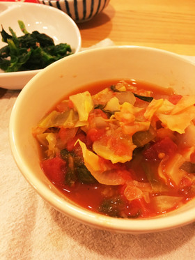 簡単!!ダイエット野菜スープ