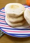 赤ちゃんに★米粉バナナパンケーキ