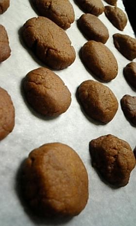 カラメルシナモンクッキー